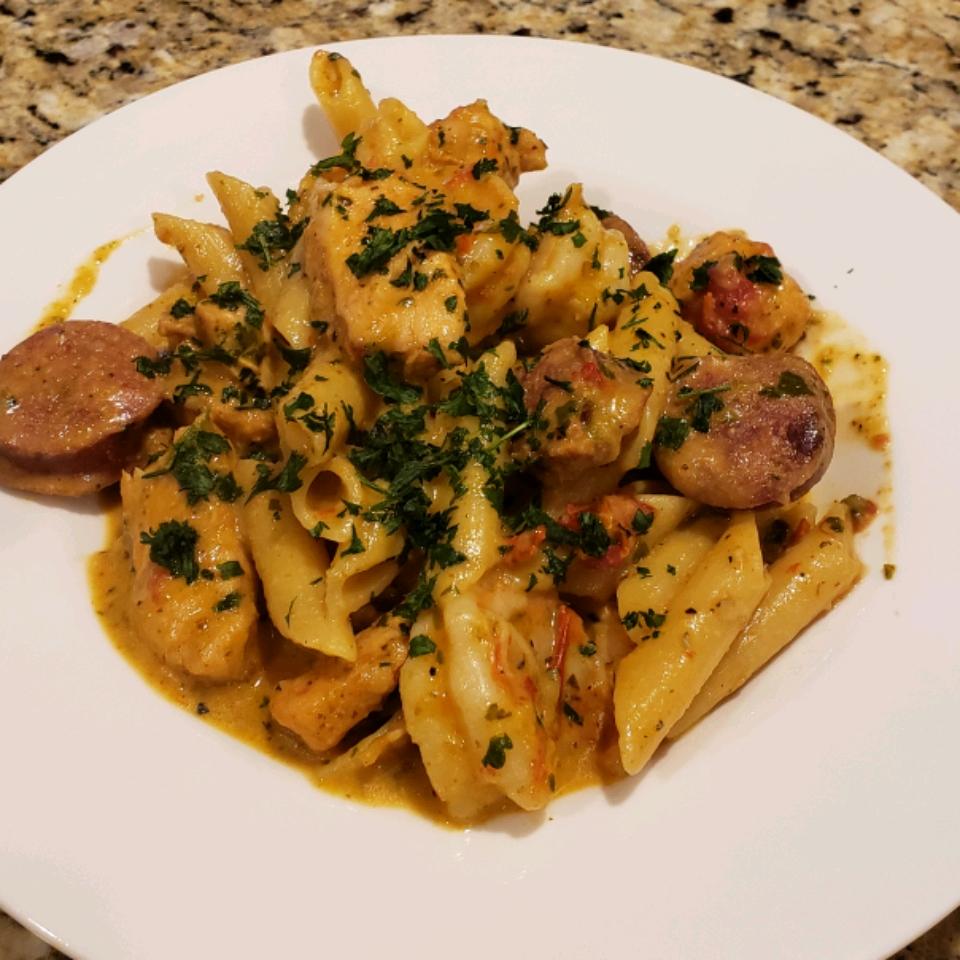Cajun Pastalaya such_a_cook