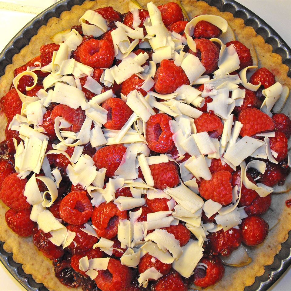 Raspberry Tart bethmariead