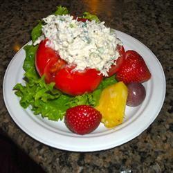 Tarragon Chicken Salad Perri Pender