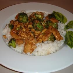 Thai Peanut Chicken Gianna Rose Allen