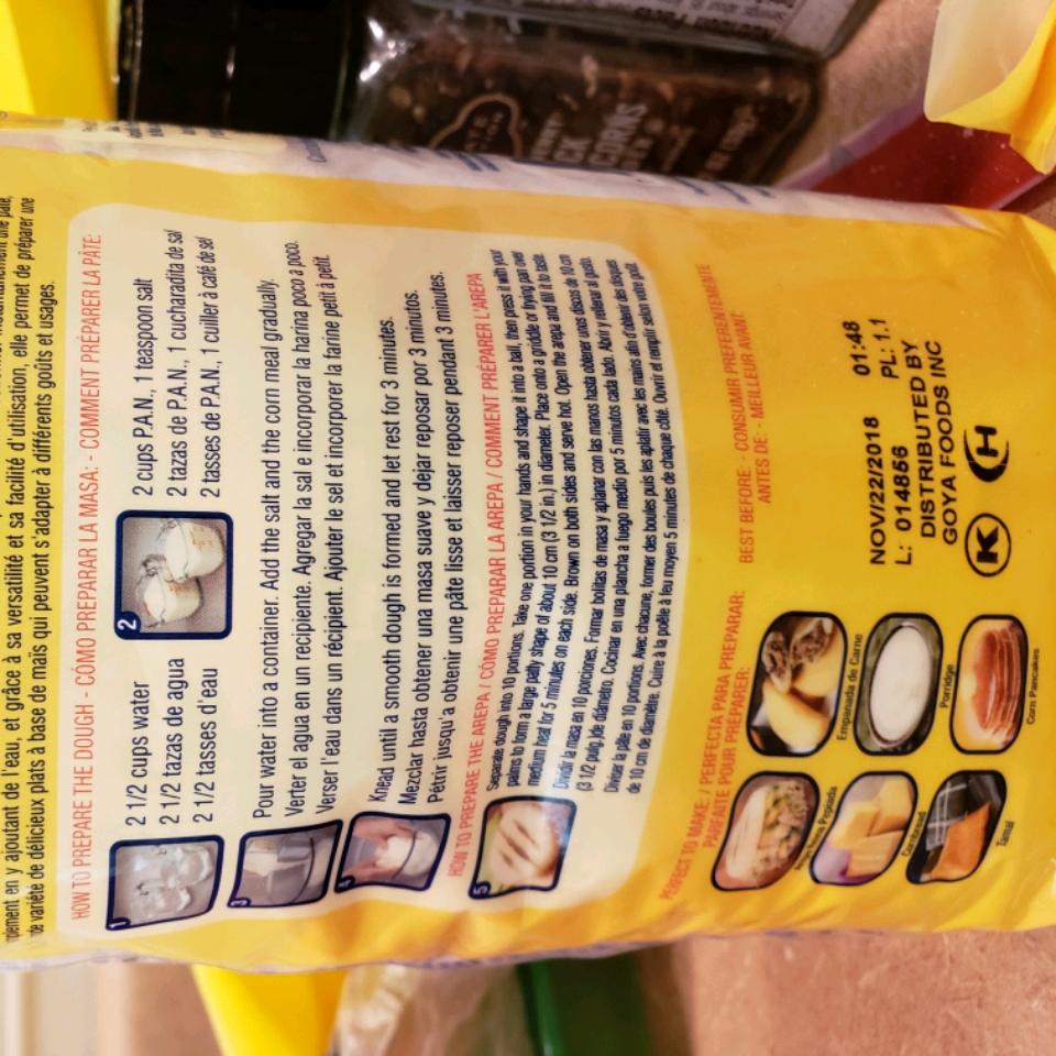 Homemade Arepas cfstephens
