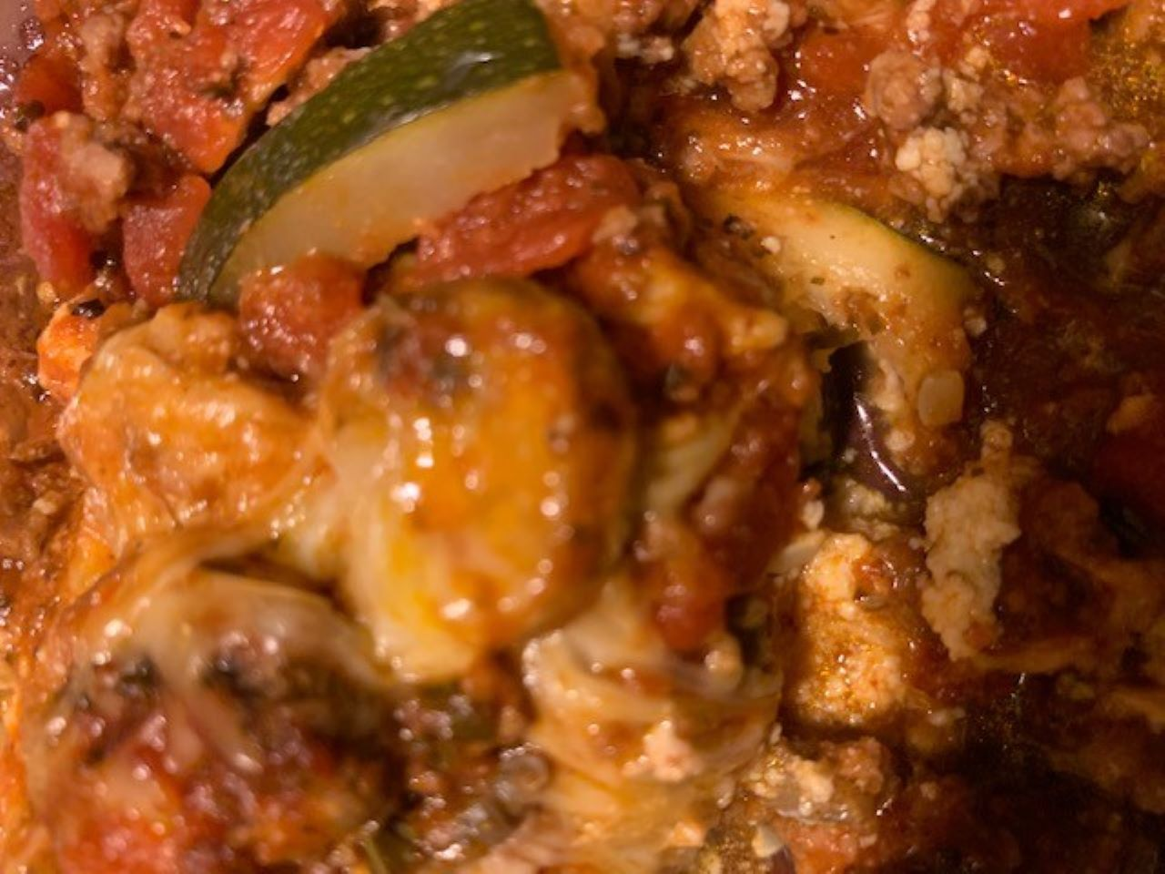 Ultimate Low-Carb Zucchini Lasagna Donna