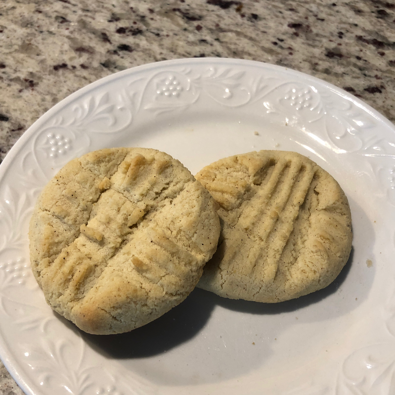 Low-Carb Almond Cinnamon Butter Cookies Allen
