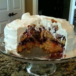 Rhubarb Upside Down Cake III UmRebelFan