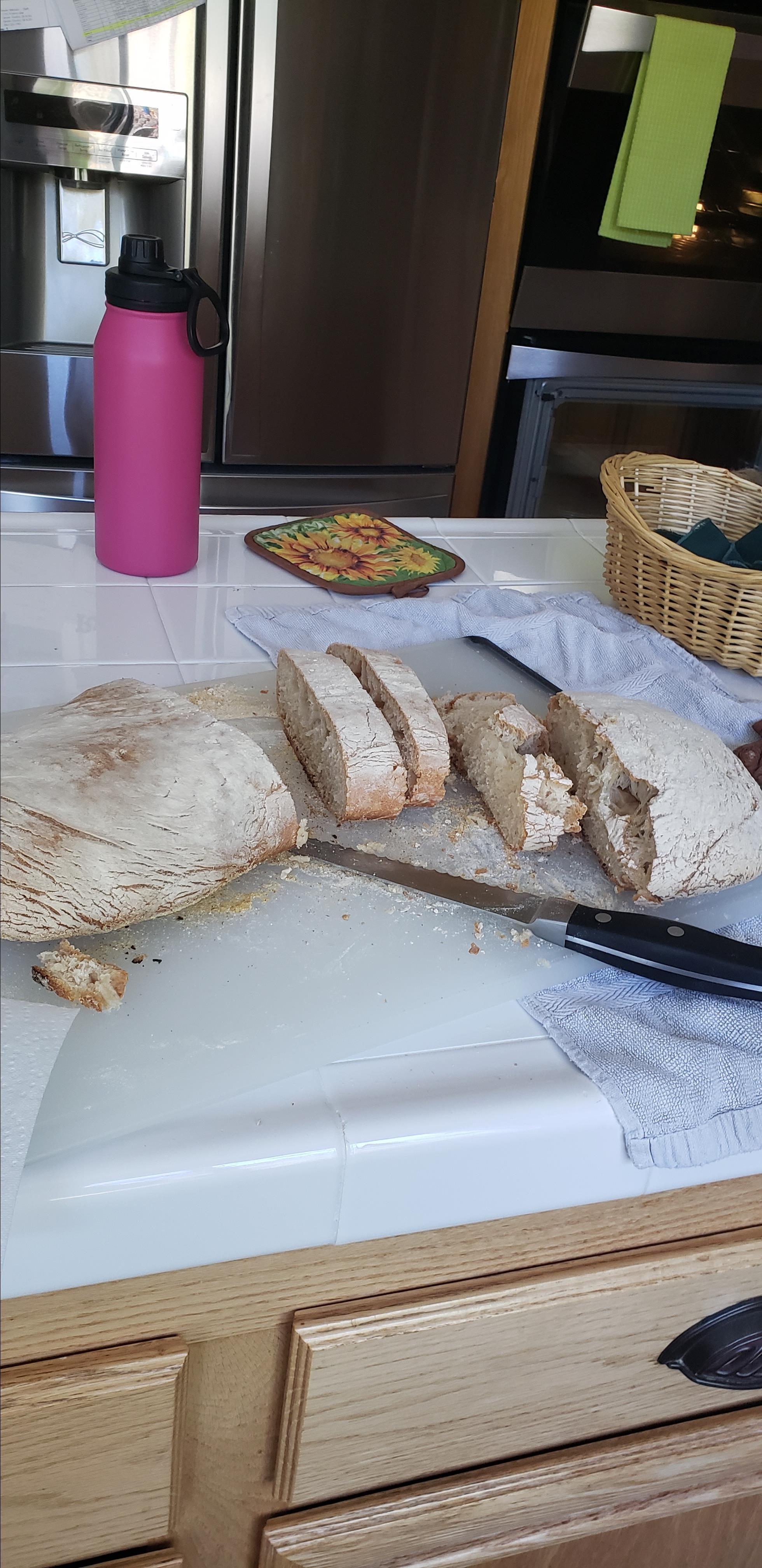 Chef John's No-Knead Ciabatta
