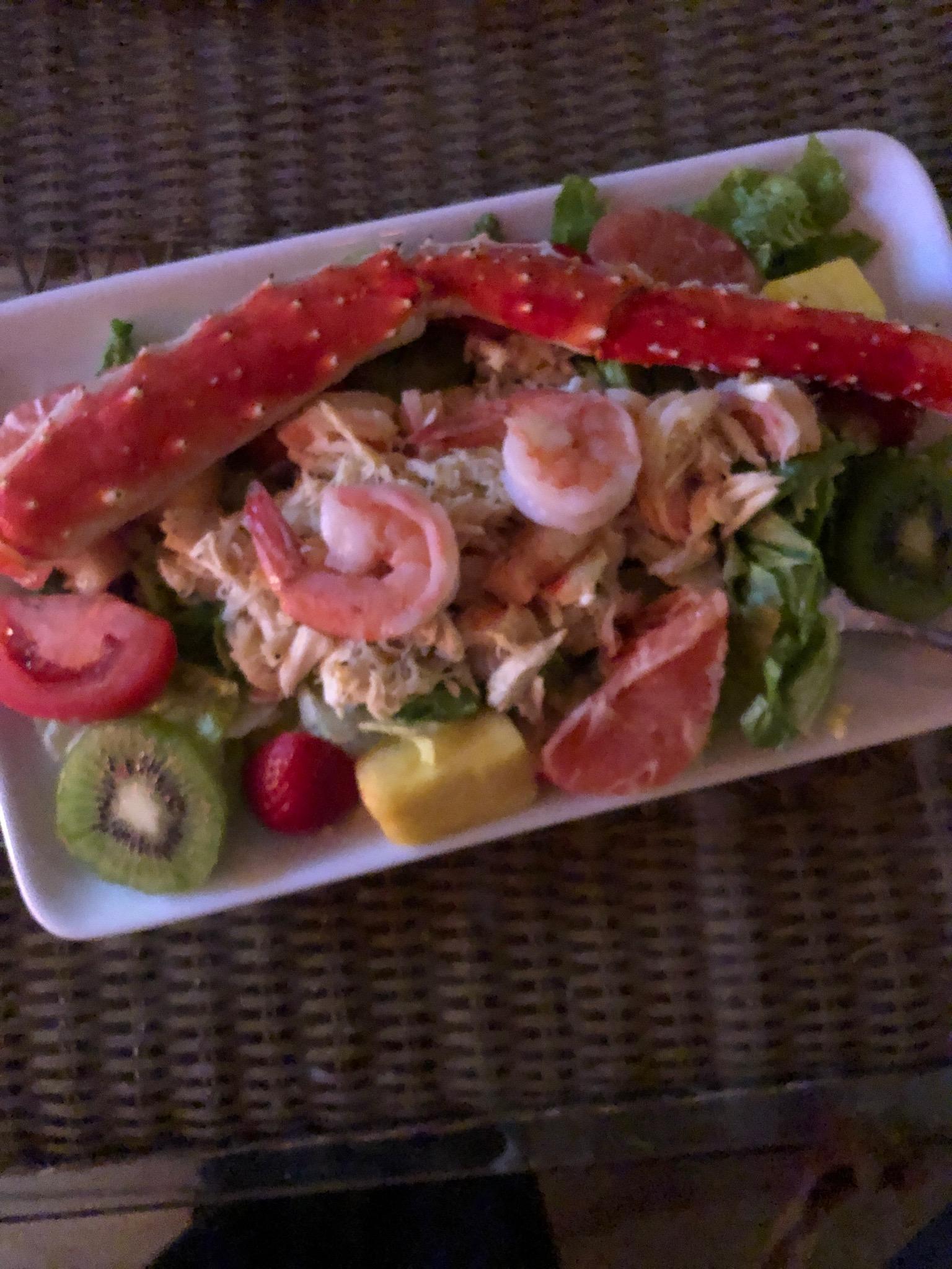 St. Barth Seafood Salad sjones200lbs