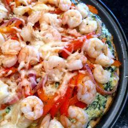 Shrimp Pizza LatinaCook