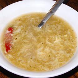 Chi Tan T'ang (Egg Drop Soup) Cheri Witmer