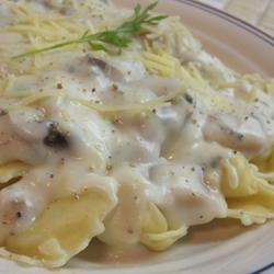 Absolutely Fabulous Portobello Mushroom Tortellini *~Lissa~*