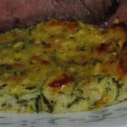Ma Bethie's Zucchini Bake Pam Ziegler Lutz