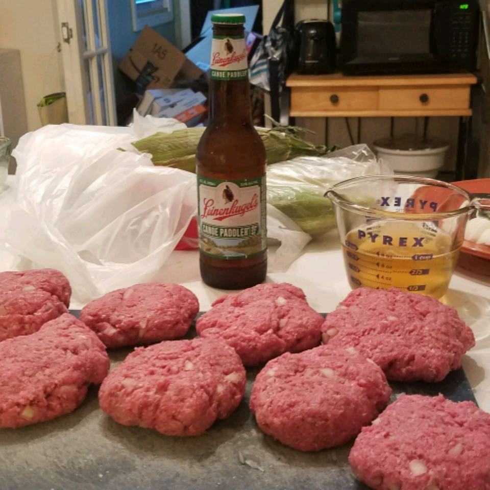 The Juiciest Hamburgers Ever