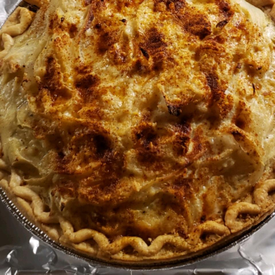 Vidalia Onion Pie Diane McMillan