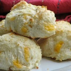 Cheese Biscuits I