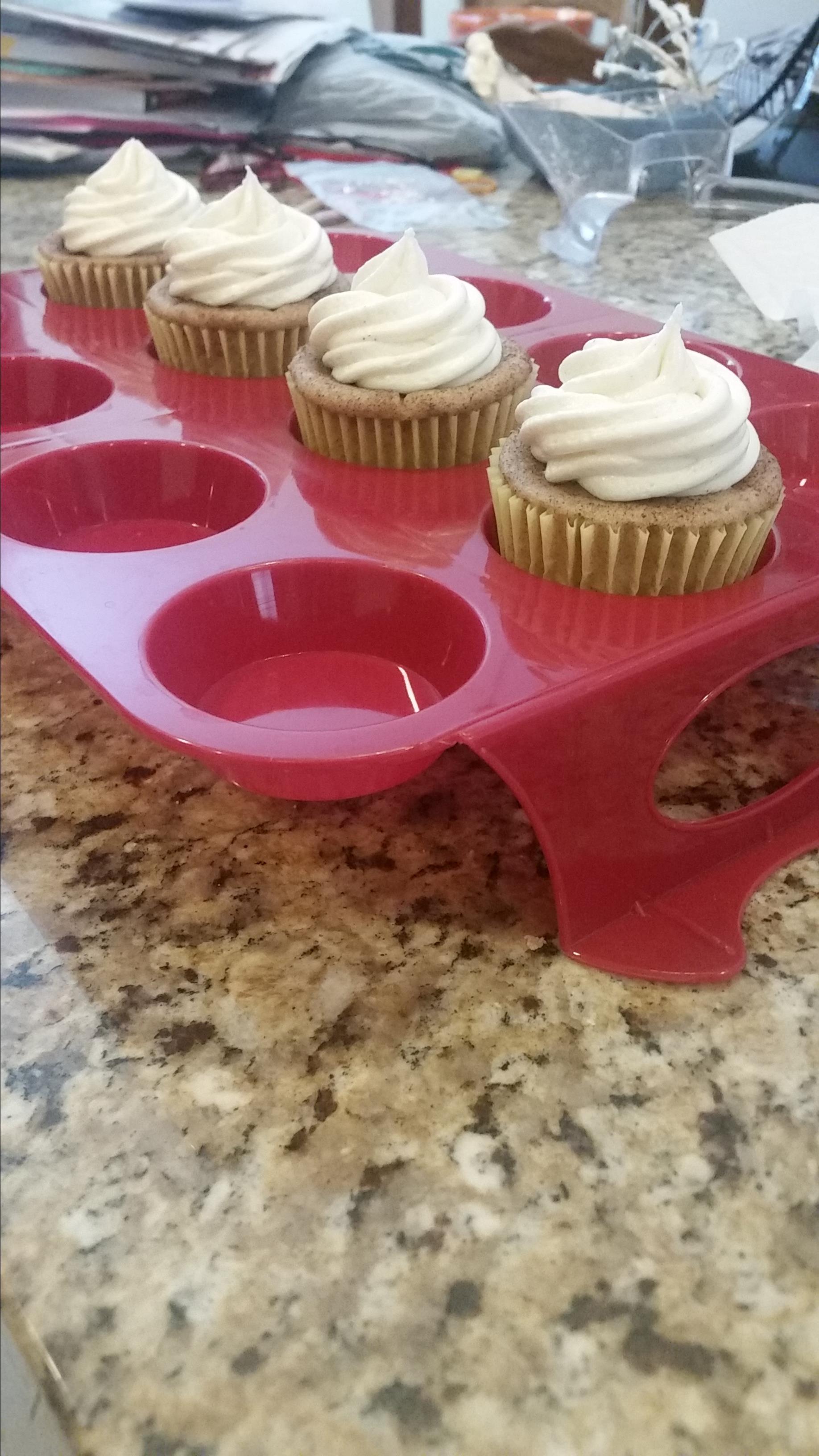 Sopapilla Cupcakes Ashley