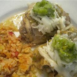 Pollo Oaxaca