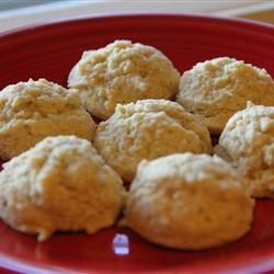 Cornmeal Cookies II Staci McLain Wendland