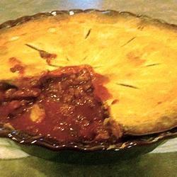 Peanut Butter Chili Pie Kate Cervantes