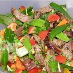 Thai Beef Salad Seattle2Sydney