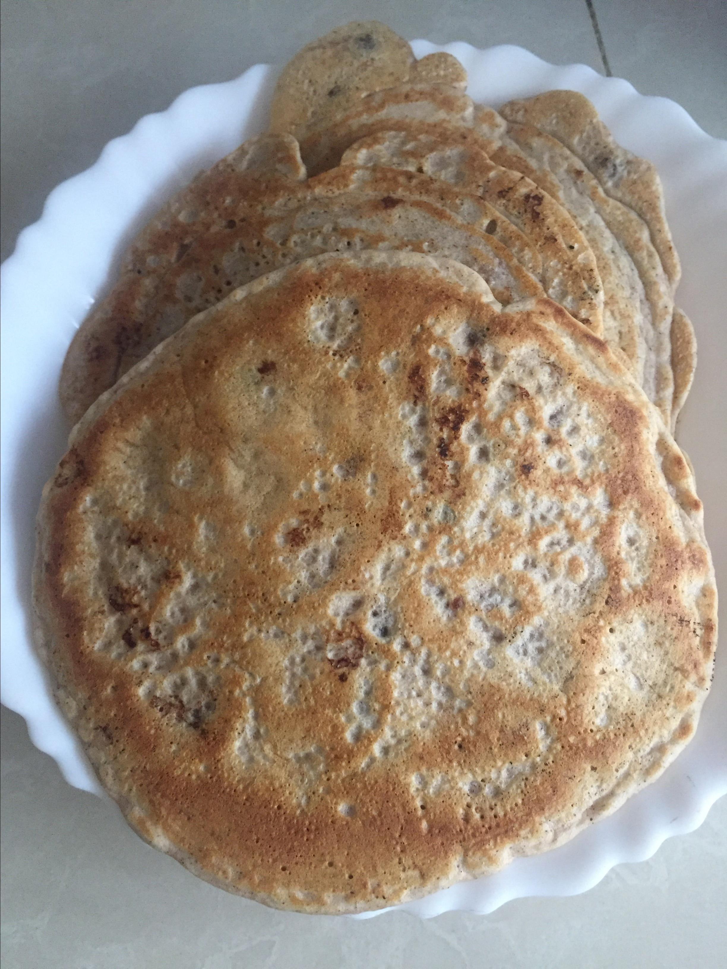 Fluffy Gluten-Free Pancakes Chichibakes