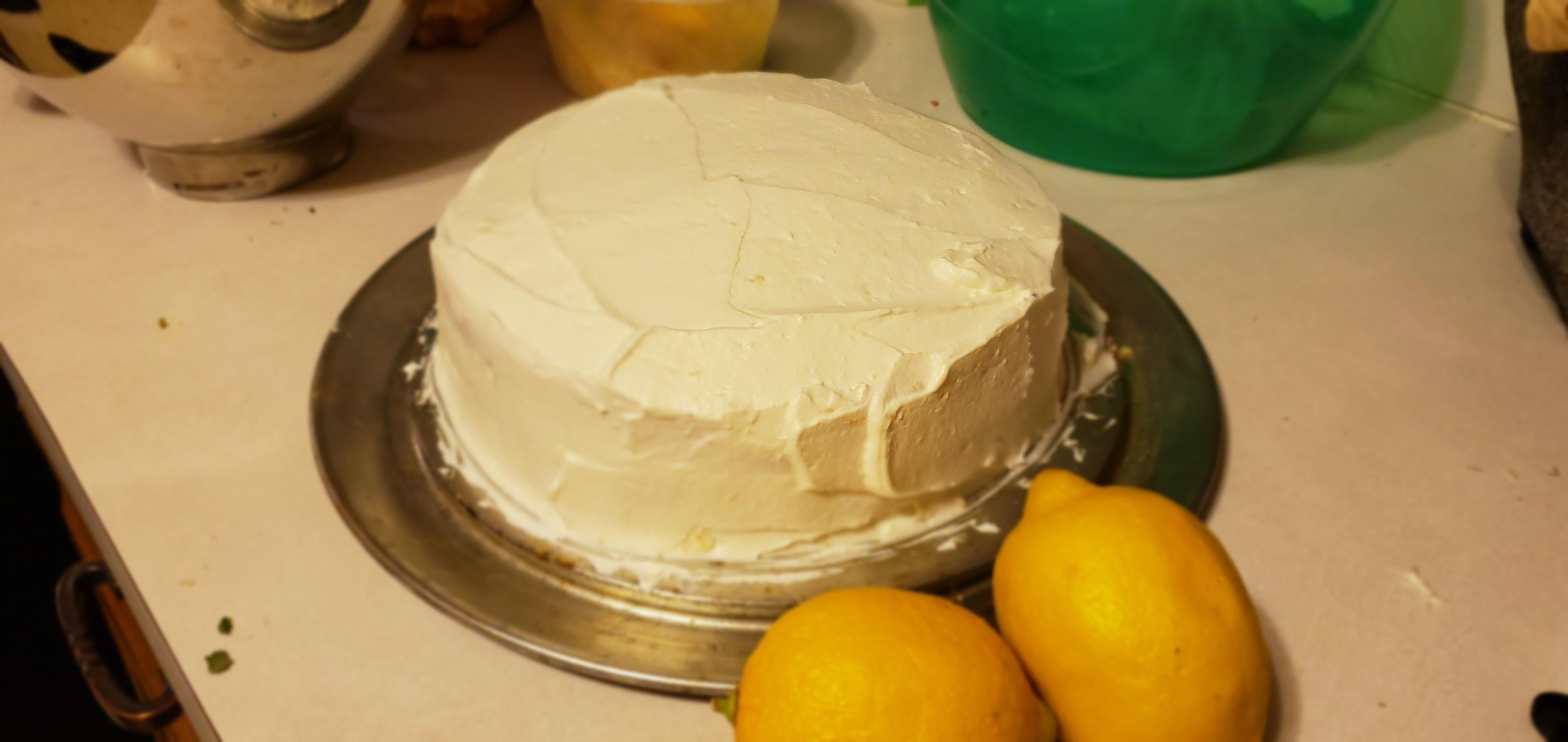 Lemon Poppy Seed Quick Cake Amanda Fellows