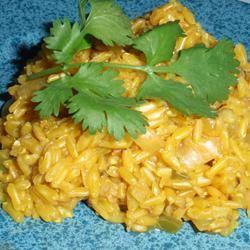 Indonesian Spiced Rice sueb