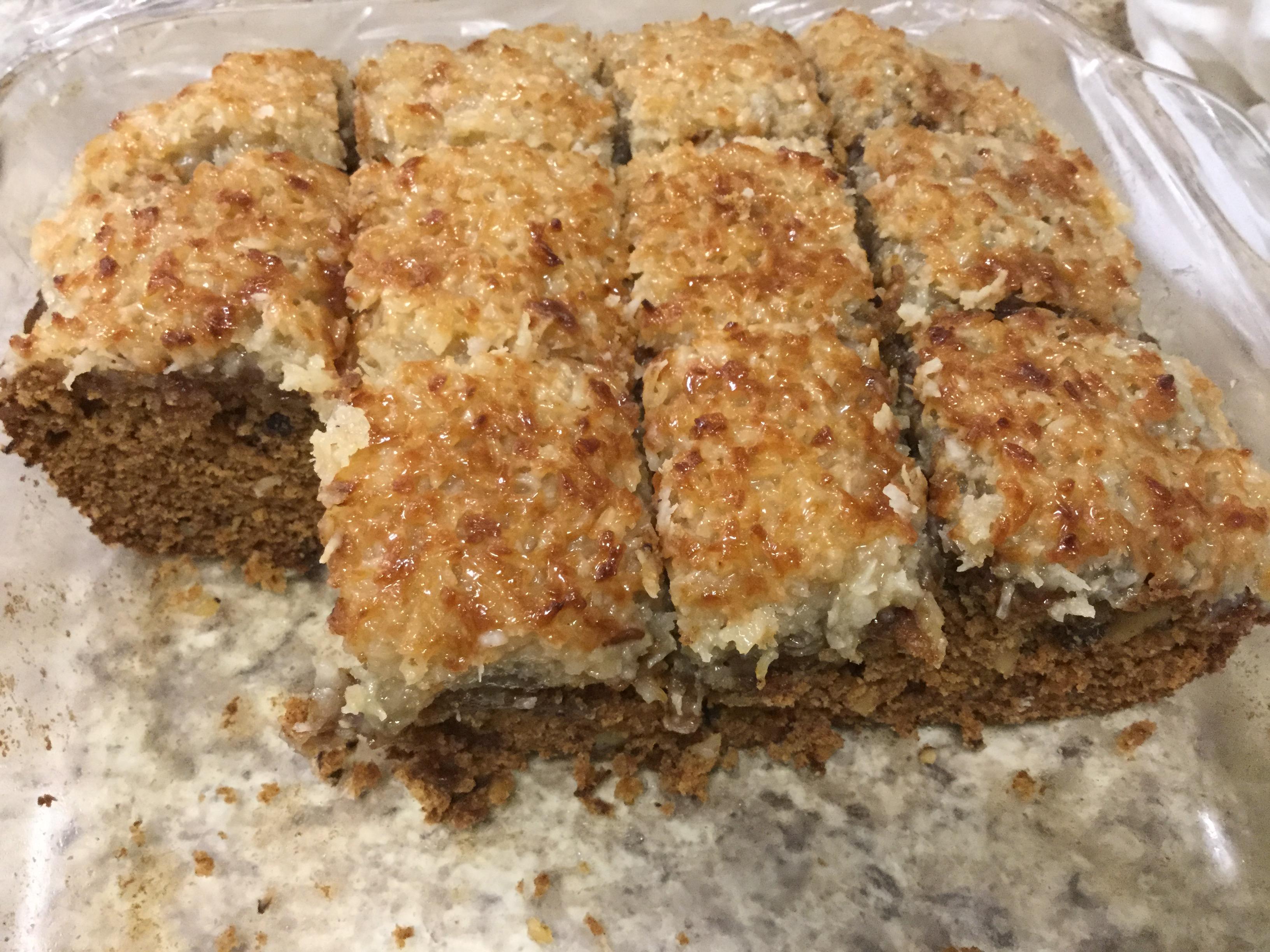 Queen Elizabeth Cake I