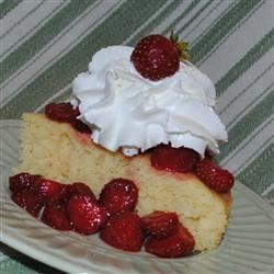 Simple and Delicious Sponge Cake