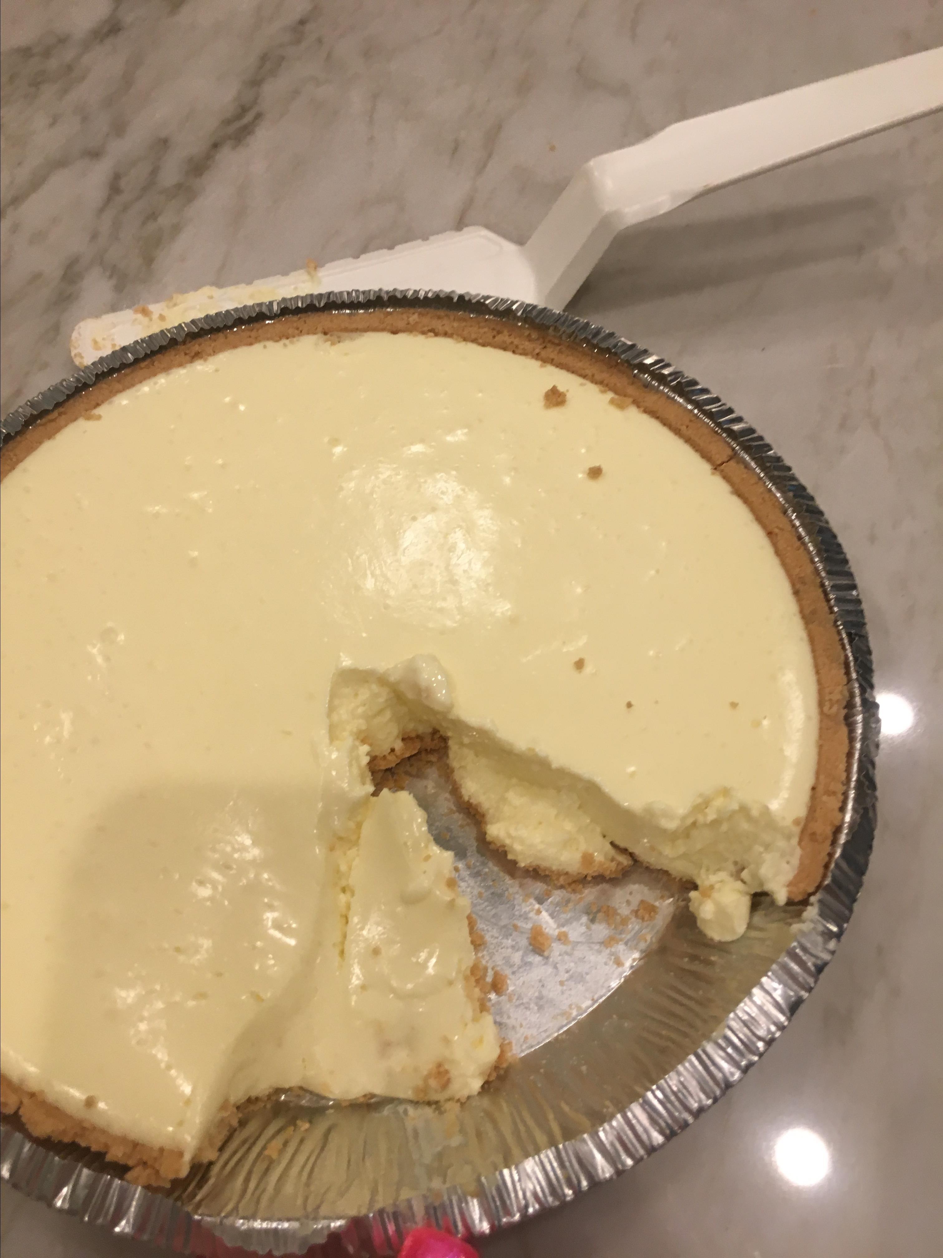 Quick Lemon Cheesecake pvcabco
