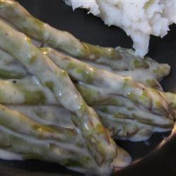 Aromatic Asparagus ilkaisha