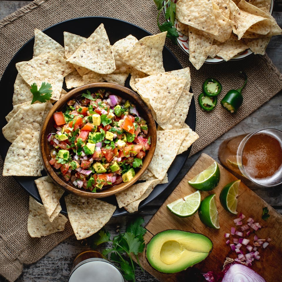 You'll love this quick and delicious salsa so much, you'll want to make it for every occasion!
