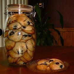 Blueberry Drop Cookies Marlee