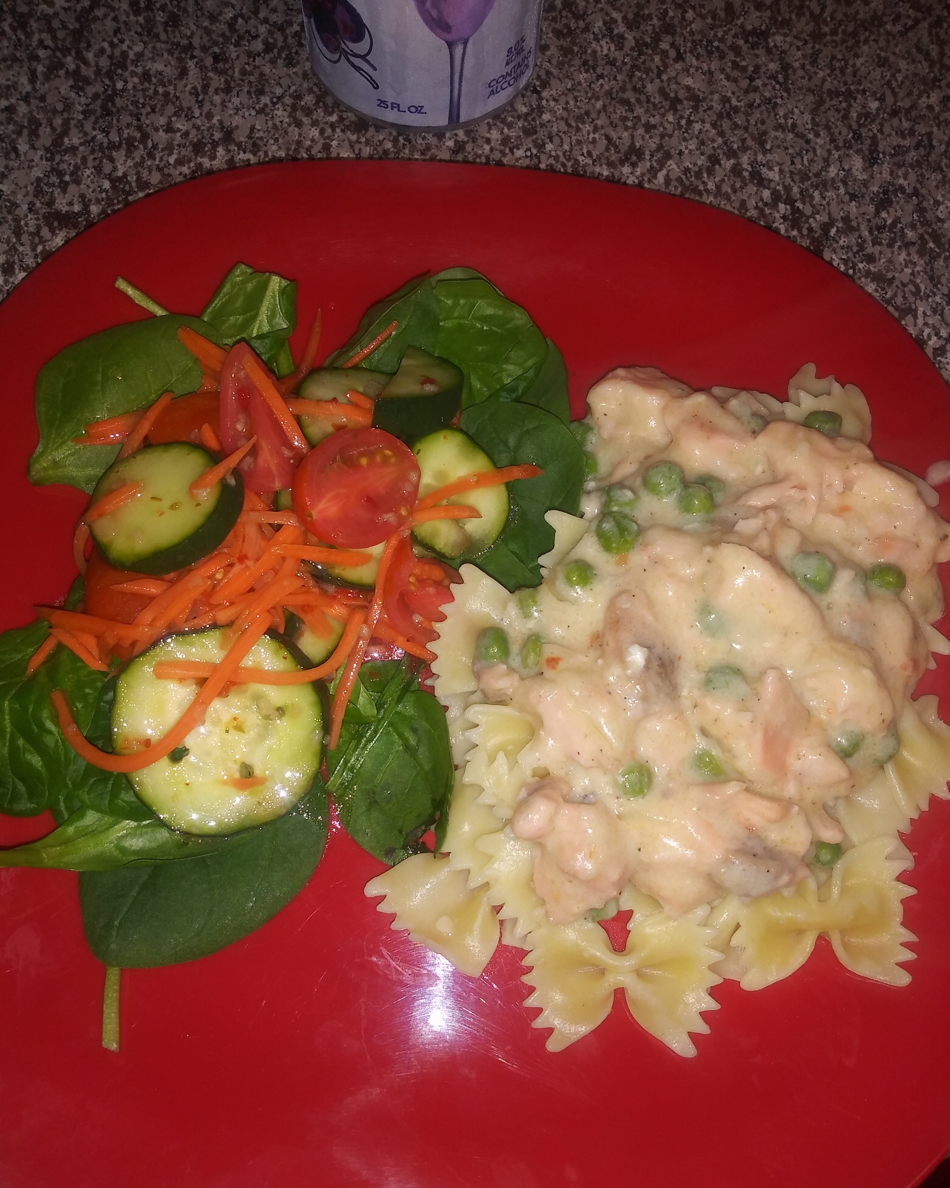 Creamy Smoked Salmon Pasta Briana Ray-Williams