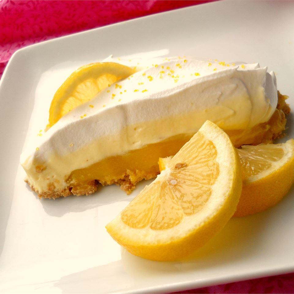 Kraft® Triple-Layer Lemon Pie CookinBug