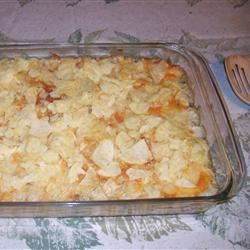 Potato Chip Casserole SBLOVIN