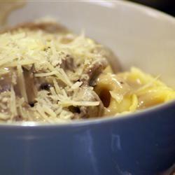 Absolutely Fabulous Portobello Mushroom Tortellini Diana Kritinar