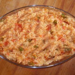 Vegetarian Mexican Rice Jose