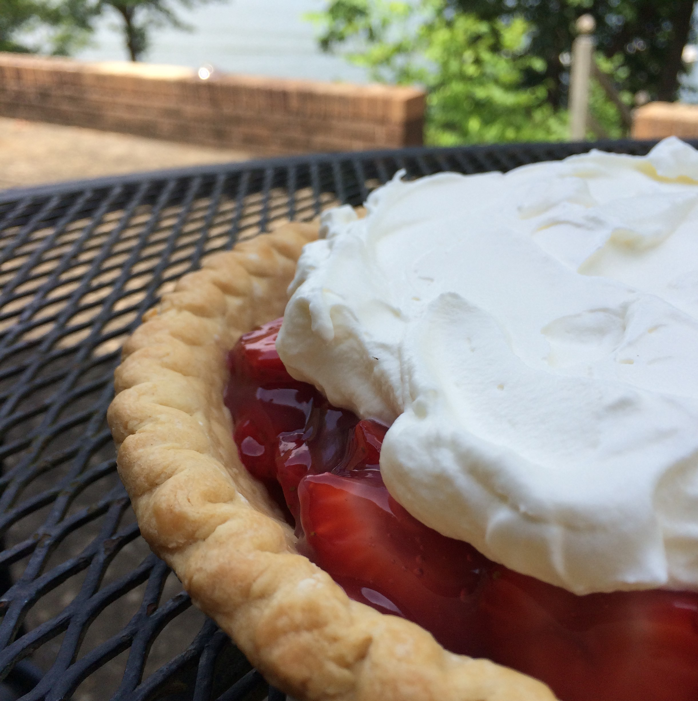Summer Fresh Strawberry Pie Susanna1210