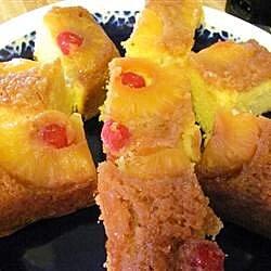 pineapple upside down cake i recipe