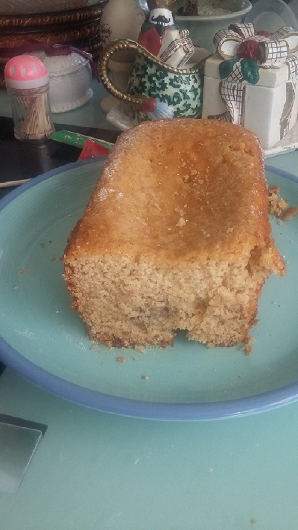 Banana Bread - Quick Bread for Machines