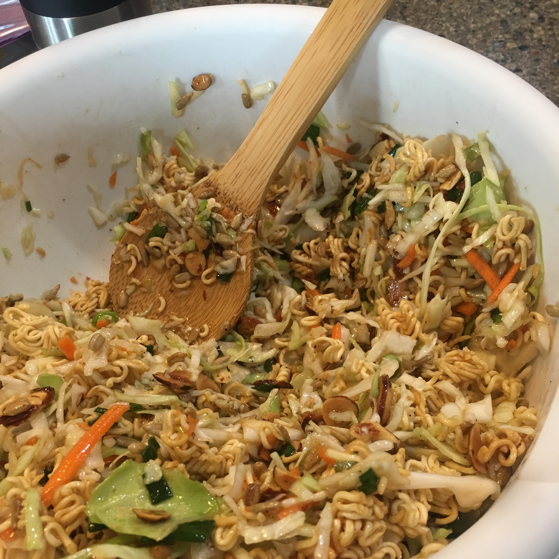Top Ramen® Salad Kylee Syverson