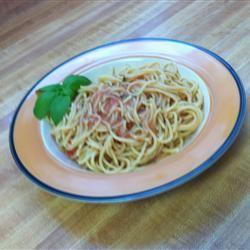 Cold Spaghetti eecaule