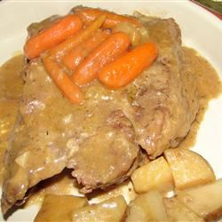 Awesome Roast Beef GodivaGirl
