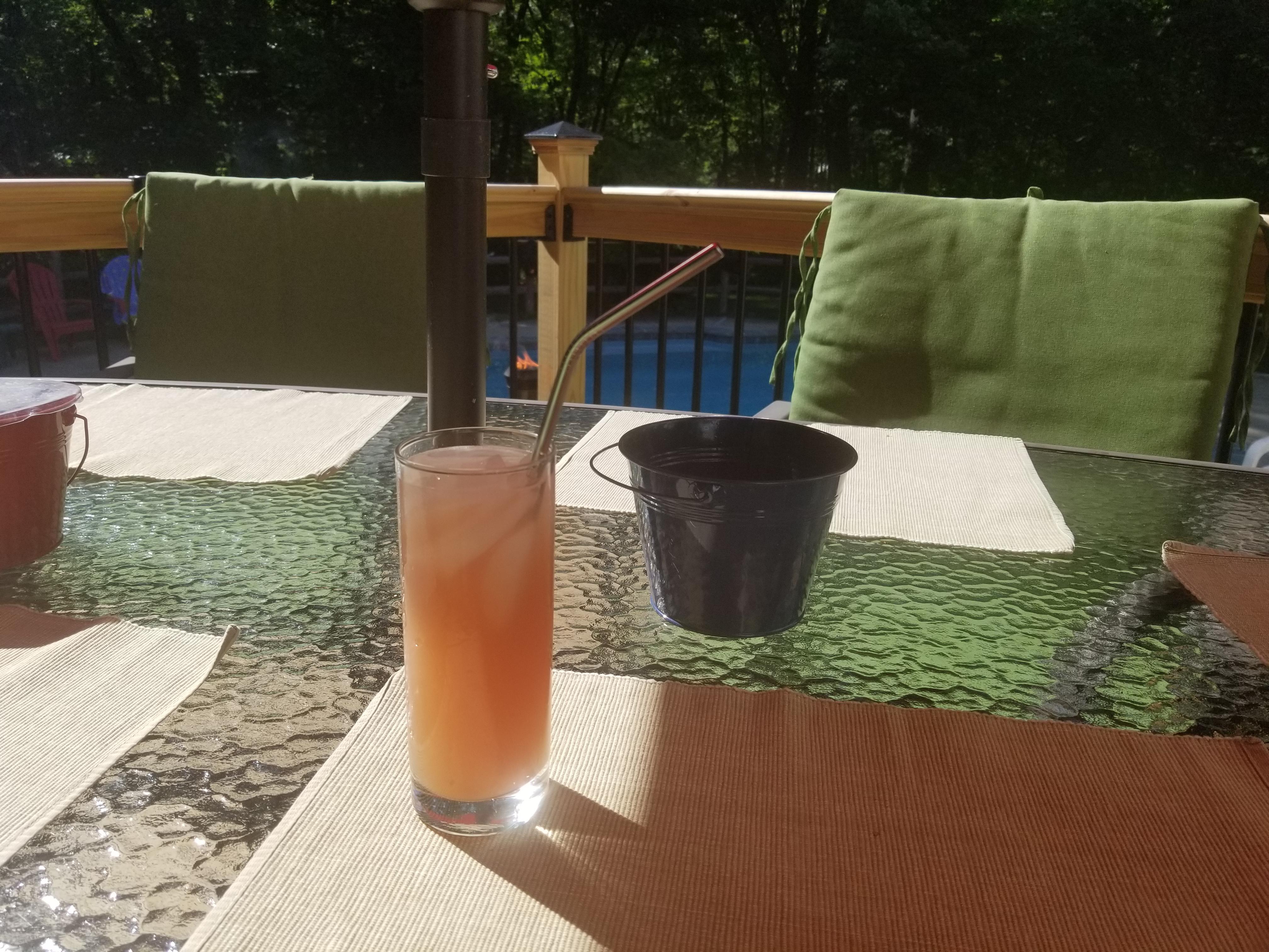 Baybreeze Cocktail Pamela Silmser Andrews