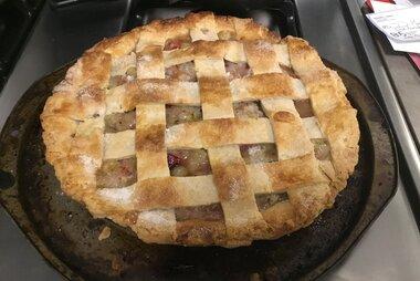 gooseberry pie i recipe