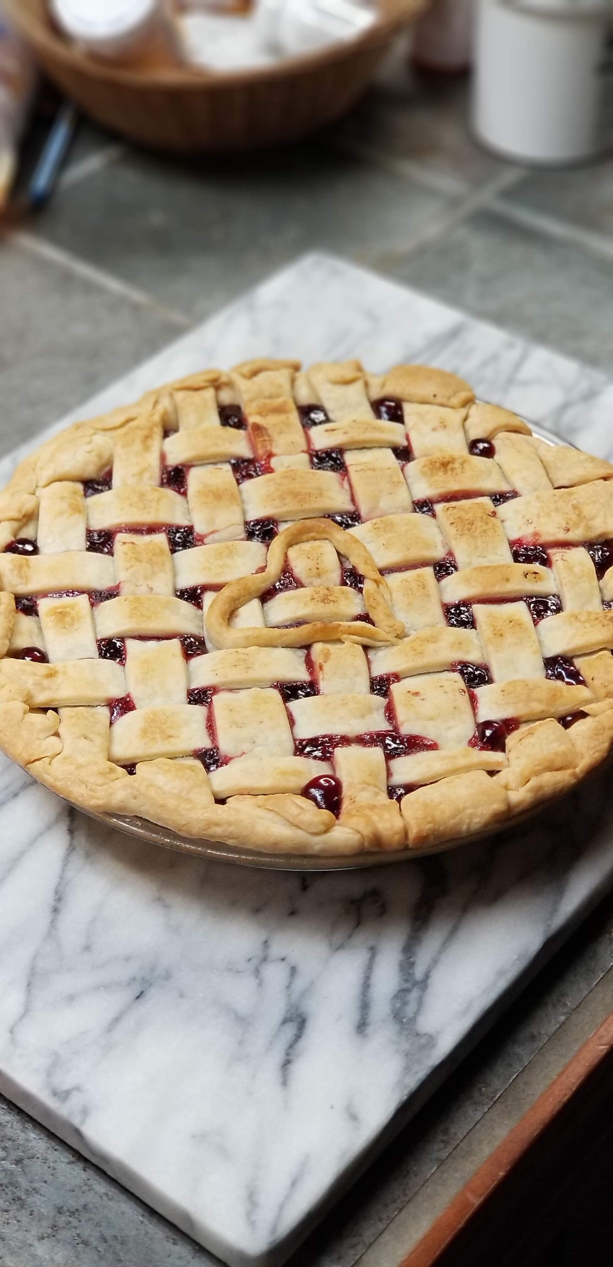 Cherry Pie Filling