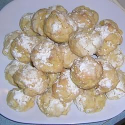 Gooey Butter Cookies Anonymous