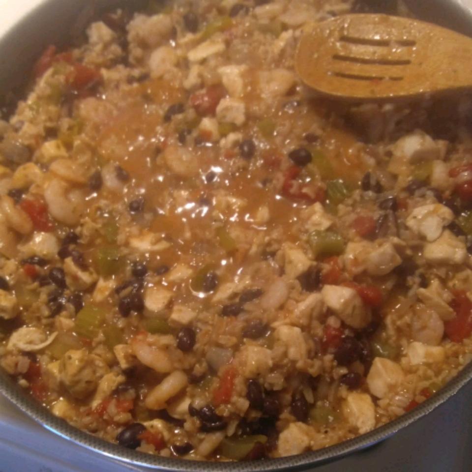 Chicken Jambalaya I