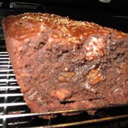 Chocolate Date Loaf II nisismom
