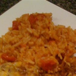 Better Spanish Rice