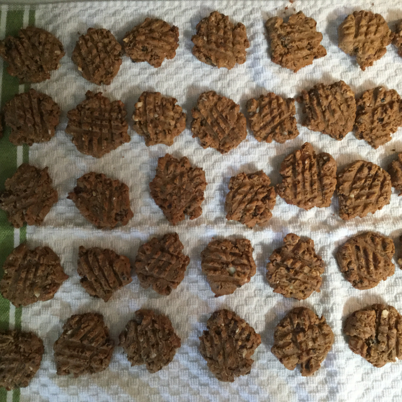 Peanut Butter Bliss Cookies - Vegan, Gluten-Free, No-Sugar-Added Ruth's Kitchen